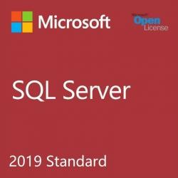 Licencia Microsoft SQL Server 2019 Standard