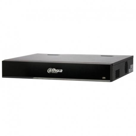 Grabador IP NVR Dahua 32CH 16PoE 1.5U y EoC