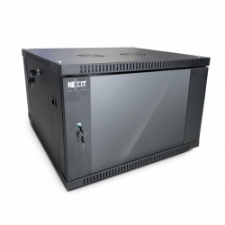 Gabinete de Pared Abatible Nexxt 9U 19' IP20 60kg