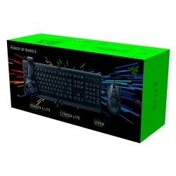 Kit Razer Power UP Bundle RGB teclado de membrana