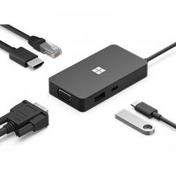 Estación de conexión USB-C® Travel Hub VGA, HDMI