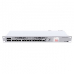 Router Mikrotik CCR1036-12G-4S 1U Montaje en rack