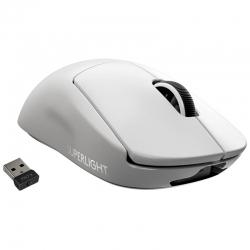 Mouse Logitech Pro X Superlight White 5 botones