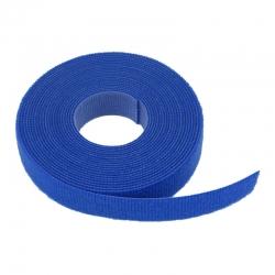 Velcro Teklink de 5 metros color azul