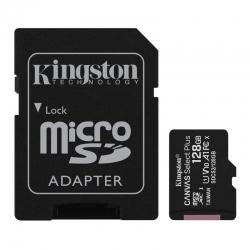 Memoria MicroSD Kingston Canvas Select Plus 128GB