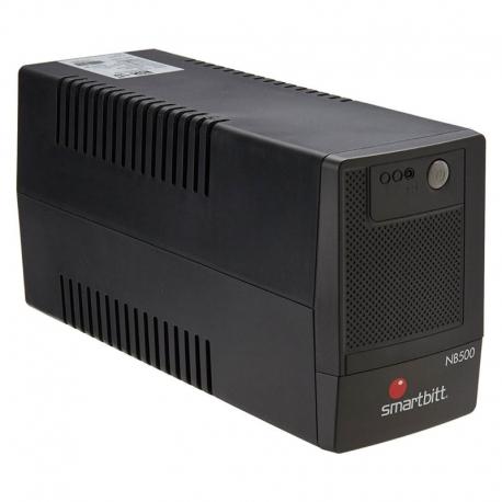 Batería UPS Smartbitt SBNB500 500VA/250 W 4 tomas