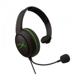 Headsets HyperX Cloudx Chat cableado para Xbox