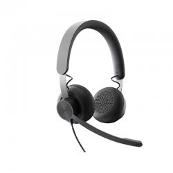 Headsets Logitech Zone Wired USB Unidireccional