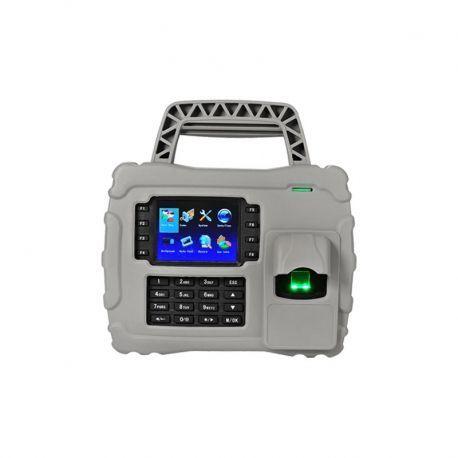 Reloj Bio Portátil ZKTeco S922 IP 5000 Huellas TFT
