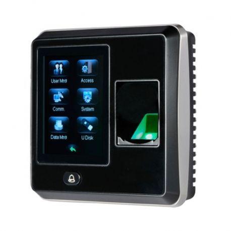 Reloj Biométrico ZKTeco SF300 IP 1500 Huellas LCD