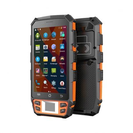 Reloj Biométrico ZKTeco HB510 p/Huellas Wi-Fi 4G