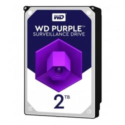 "Disco Interno WD Purple WD20PURZ 2 TB 3.5"" 5400rpm"
