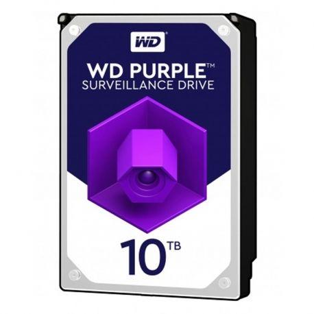 """Disco Interno WD Purple WD100PUR 10TB 3.5"""" 5400rpm"""