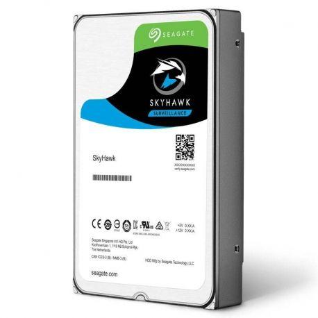 Disco CCTV Seagate SkyHawk 4TB 3.5' 6Gb/s 64MB