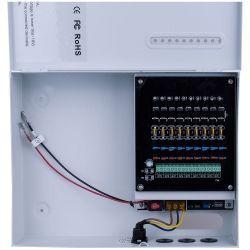 Fuente de Poder CCTV Provision-Isr PR-10A9CH 9CH