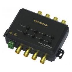 Amplificador de Video SECO-LARM VA240 1KM 4-CH BNC
