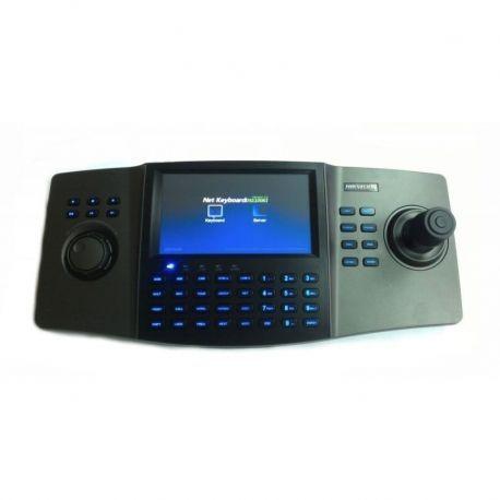 Teclado IP Hikvision DS-1100KI PTZ TFT LCD 256-CH