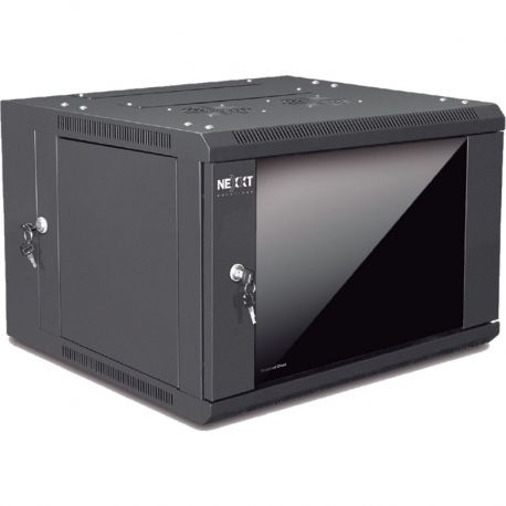 Gabinete de Pared Abatible Nexxt 6U 19' IP20 60kg