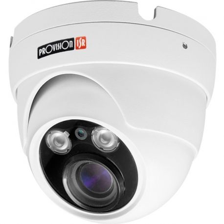 Cámara IP Provision DI-340IP5SMVF 4MP 3.3-12mm