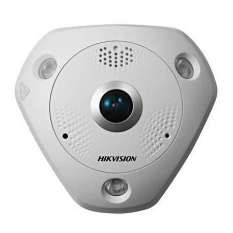 Cámara IP Hikvision DS-2CD6362F-IVS 6MP 1.27mm