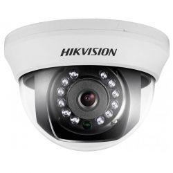 Cámara Hikvision DS-2CE56C0T-IRMMF Trihibrida 1MP