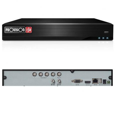 DVR Provision SH-4100A-2L Trihibrido 4CH 1080p