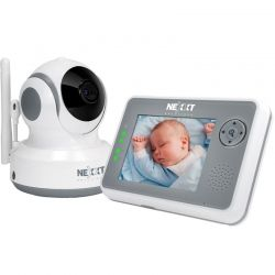 Baby Monitor Nexxt AIWPTFI4U1 Pantalla 3.5 Pulg