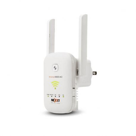 Extensor Wi-Fi Kronos 1200 2pMegaE 2.4 y 5 Ghz