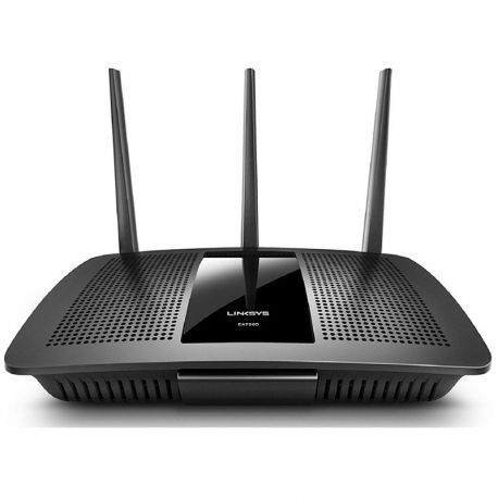 Router WiFi Linksys EA7300 4p GigaE 802.11a/ac