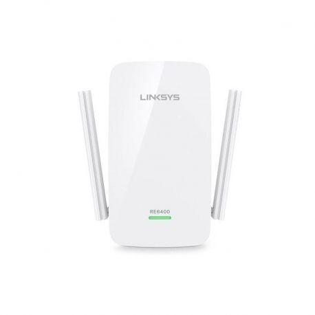 Extensor Wi-Fi Linksys RE6400 1p GigaE 802.11Ac