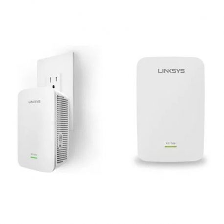 Extensor Wi-Fi Linksys RE7000 1p GigaE