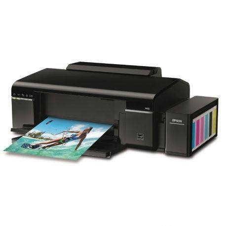 Impresora Fotográfica Epson L805 CD/Dvd Wi-Fi USB