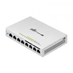 Switch Ubiquiti US-8-60W 8p GigaE sobremesa 4 PoE