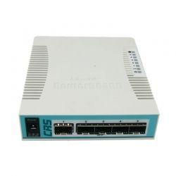 Switch Mikrotik CRS106-1C-5S 6p FO-SFP RAM-128 MB