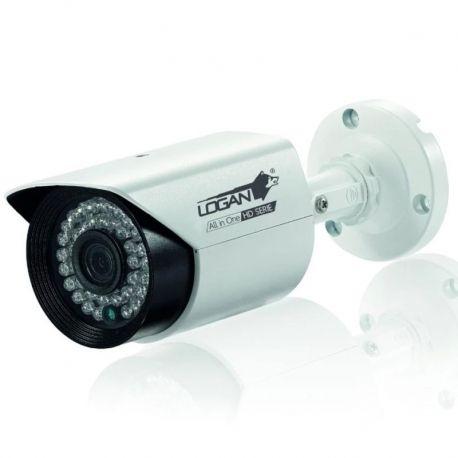 Cámara LOGAN LX1B Trihíbrida 720p 3.6mm 25m IP66