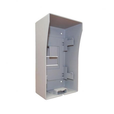 Caja de montaje Hikvision DS-KAB02 para Intercomun