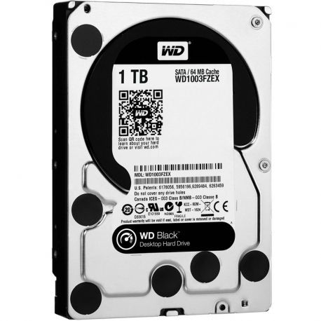 Disco Interno Western Digital Black 1TB 3.5