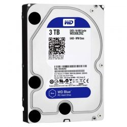 Disco Interno Western Digital Blue 3TB 3.5