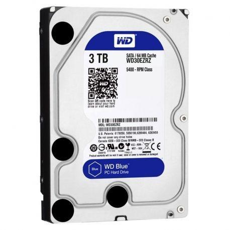Disco Interno Western Digital Blue 3TB 3.5