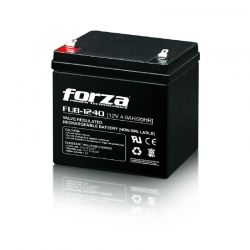 Batería Forza FUB-1240 de Plomo-Ácido 12V 4.0AH