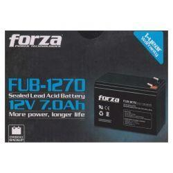 Batería Forza FUB-1270 de Plomo-Ácido 12V 7Ah