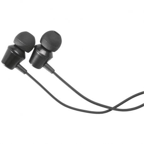 Audifonos JAM Buds Alámbricos 3.5 mm Negro
