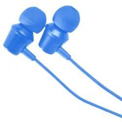Audífonos JAM Buds alambricos 3.5 mm Azul