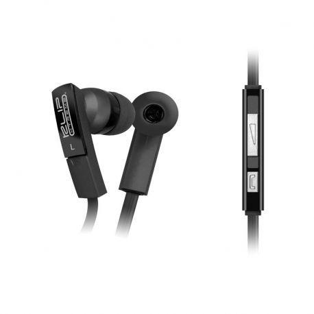 Audífonos BeatBuds Alámbricos 3.5 mm Negro