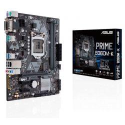 Tarjeta Madre ASUS Prime B360M-K LGA1151