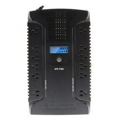 Batería Forza HT-750 LCD 750VA/375W 120V 12 Tomas