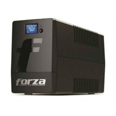 Batería Forza SL-601 UL 600VA/360W 120V 6 Tomas