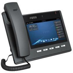 Teléfono IP Fanvil C600 6 Líneas SIP LCD 7