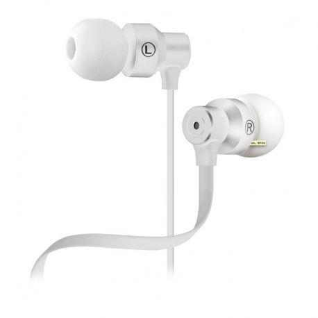 Audífonos Klip Xtreme NeatBuds 3.5 mm Blancos
