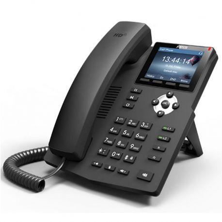 Teléfono IP Fanvil X3G LCD 2.4